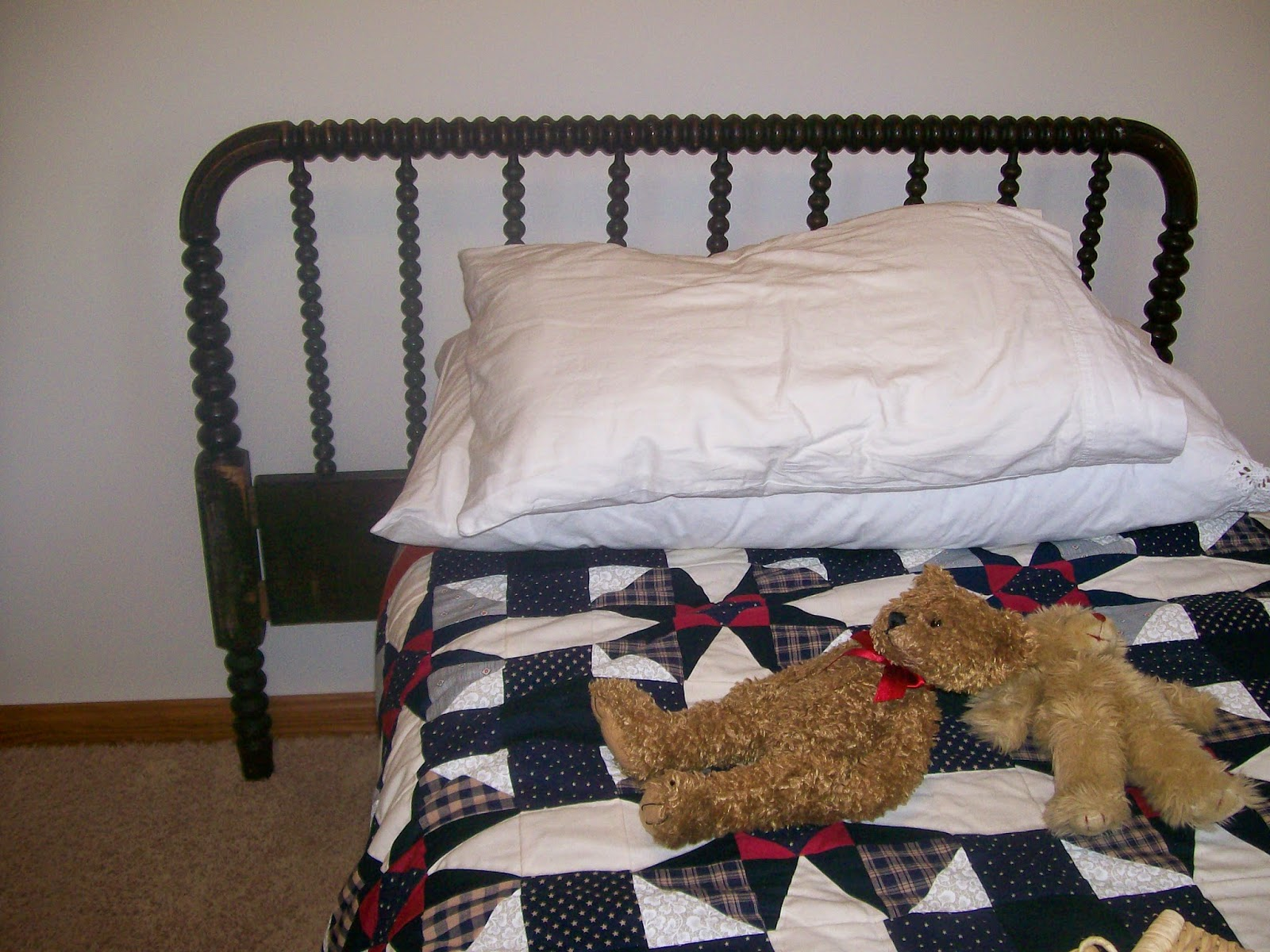How not to DIY Jenny Lind Bed 34 size