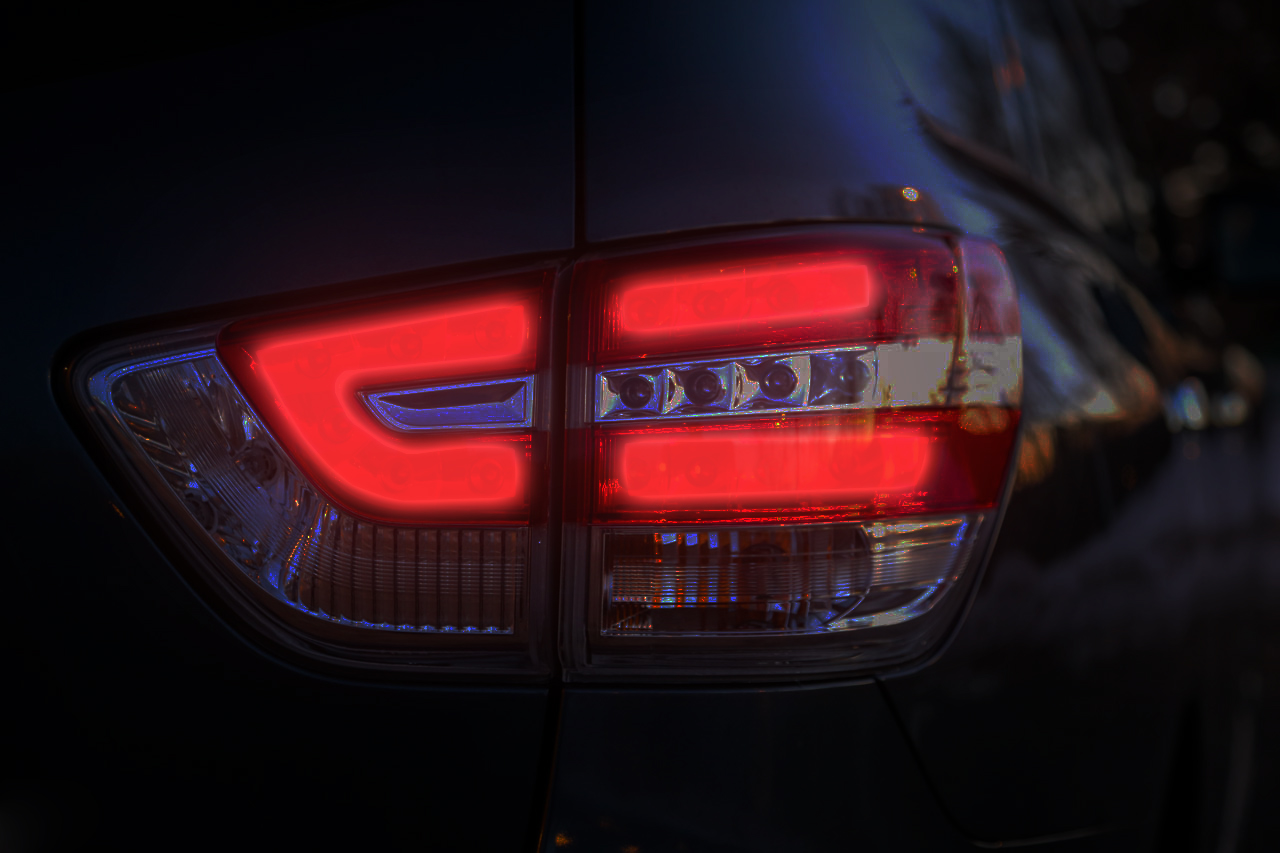 Awesome Nissan Pathfinder 2013, 2014, 2015 LED Tail Light   Photoshopped Concept