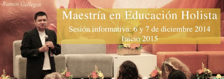 Maestría en Educación Holista