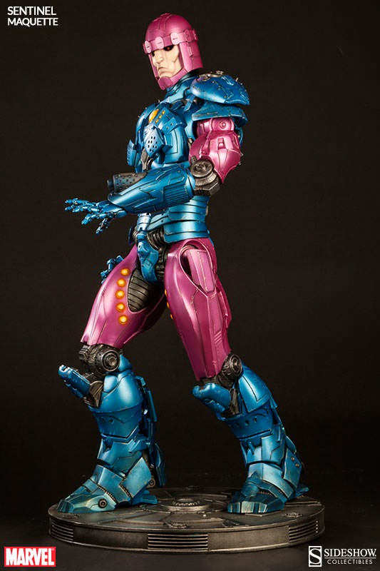 Maquete Sentinela Sideshow Collectibles