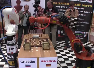 Chesska vs Chess kuka