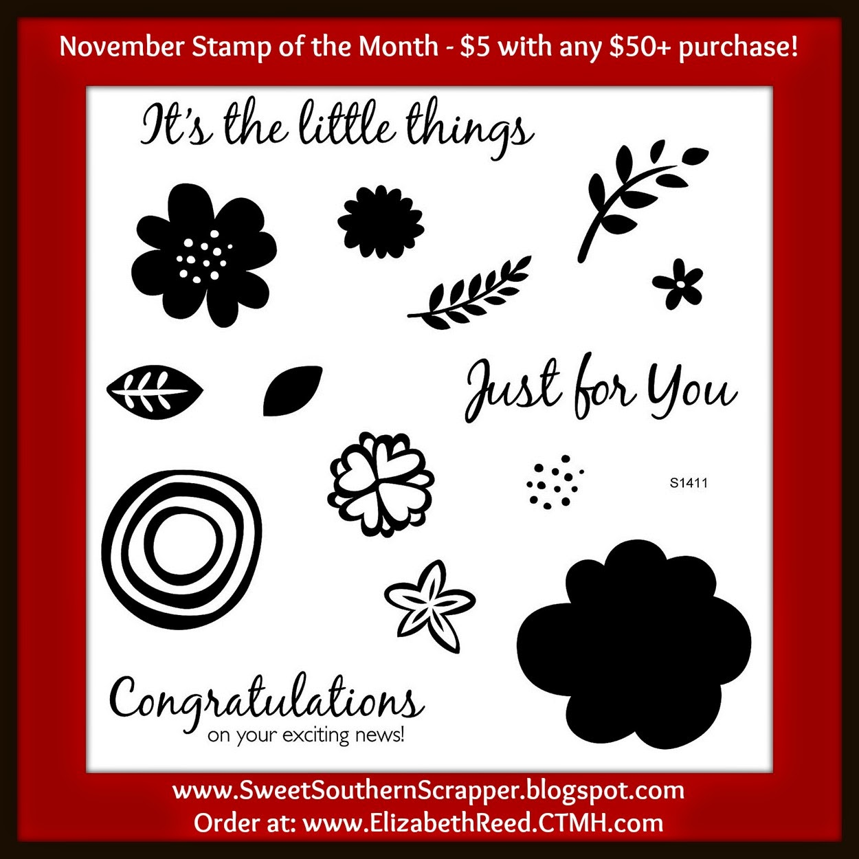 http://elizabethreed.ctmh.com/ctmh/promotions/sotm/2014/1411-its-the-little-things.aspx