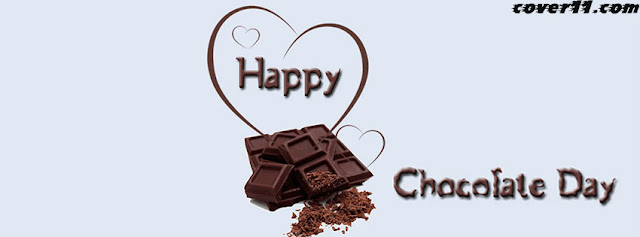 Chocolate Day Facebook Covers
