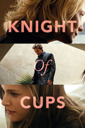 Poster Knight of Cups 2015