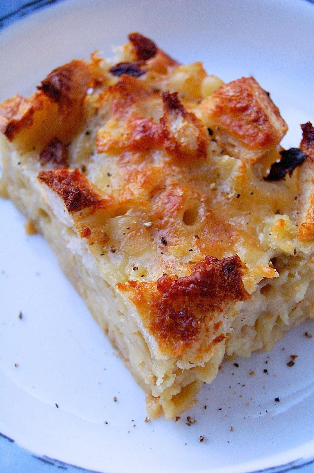 30/30 - #22 Truffle Bacon Mac & Cheese   www.kettlercuisine.com
