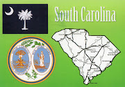 South Carolina Map Cards