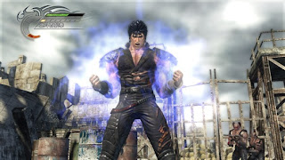 Kenshiro Fist of the North Star