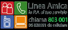 Linea AMICA.Il servizio del Ministro Brunetta: funziona. Provare per credere.