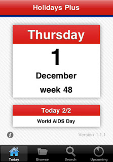 Holidays Plus - US Holiday tracker, calendar sync IPA 1.1.1