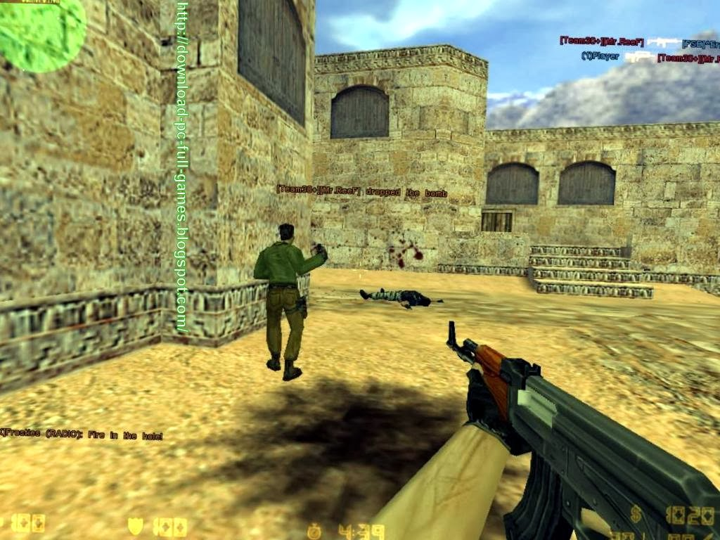 counter strike global offensive mod