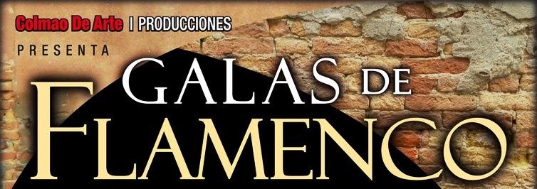 Galas de Flamenco