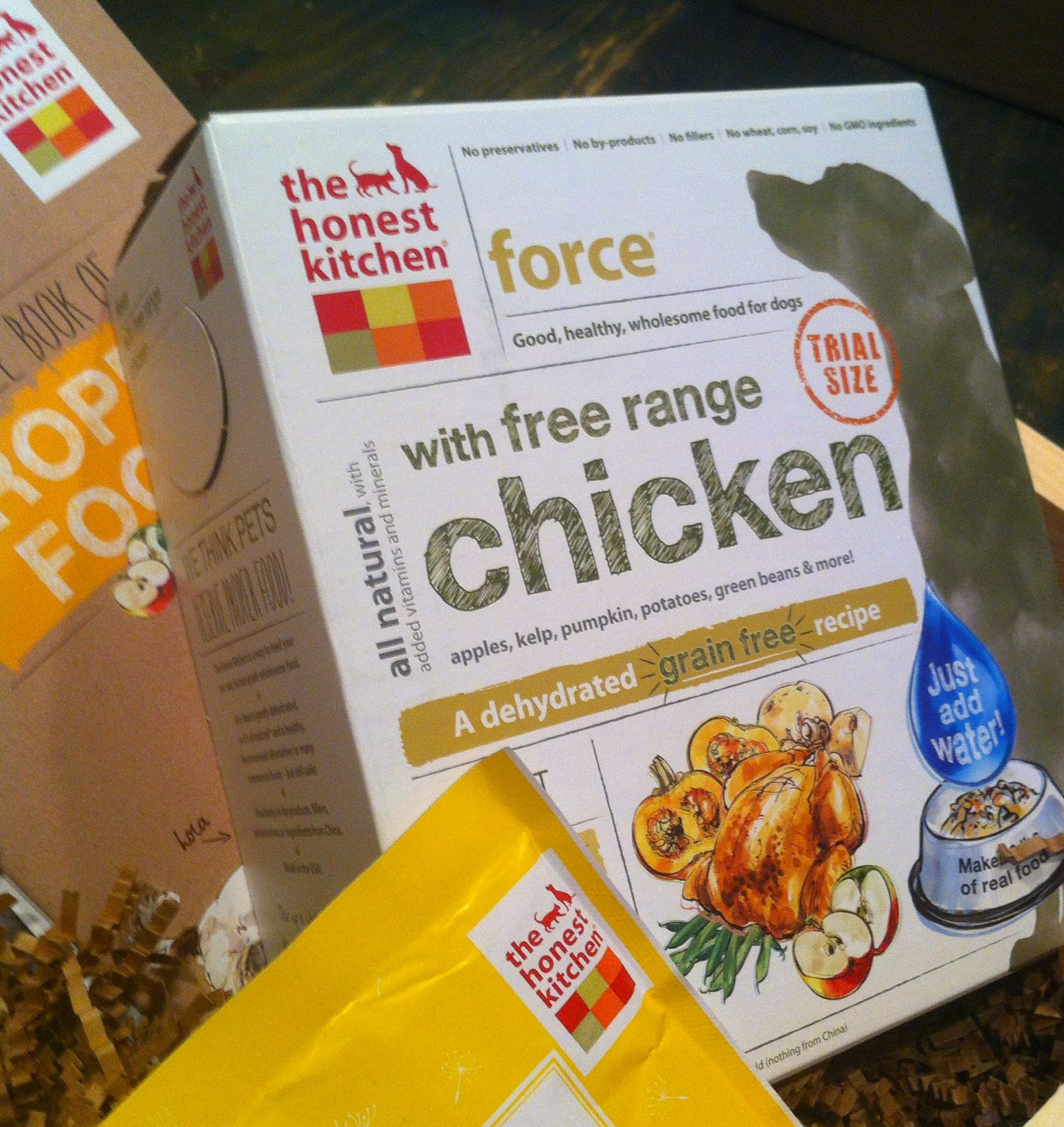 Force by The Honest Kitchen