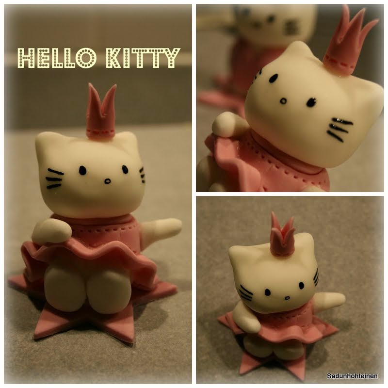 Hello Kitty -synttärit