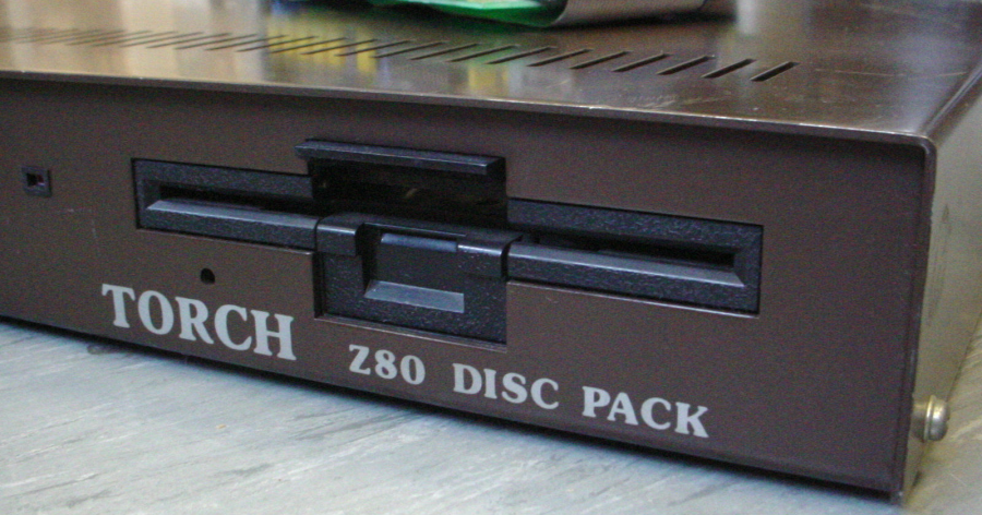 retro treasures torch z80 disc pack for the bbc micro