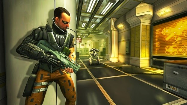 Download Deus Ex: The Fall-Black Box Free Full Version PC Games