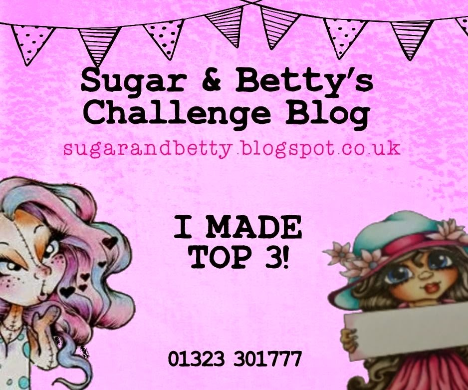 Sugar & Betty's Challenge Blog