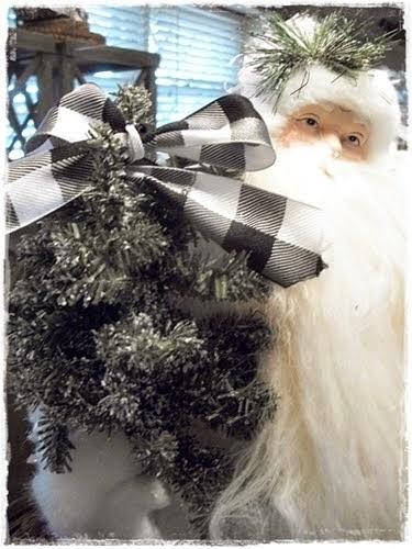 My All White Santa