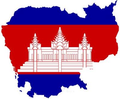 cambodia flags