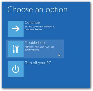 boot windows in safe mode Digital native