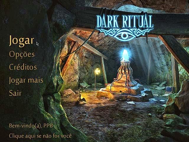 Dark Ritual PT-BR Portable