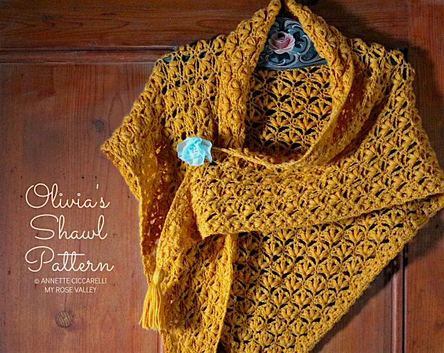 Olivia's Shawl Pattern