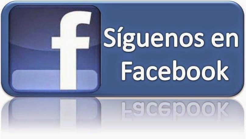 Tienes Facebook, siguenos