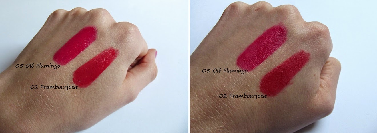 Olé Flamingo, Frambourjoise