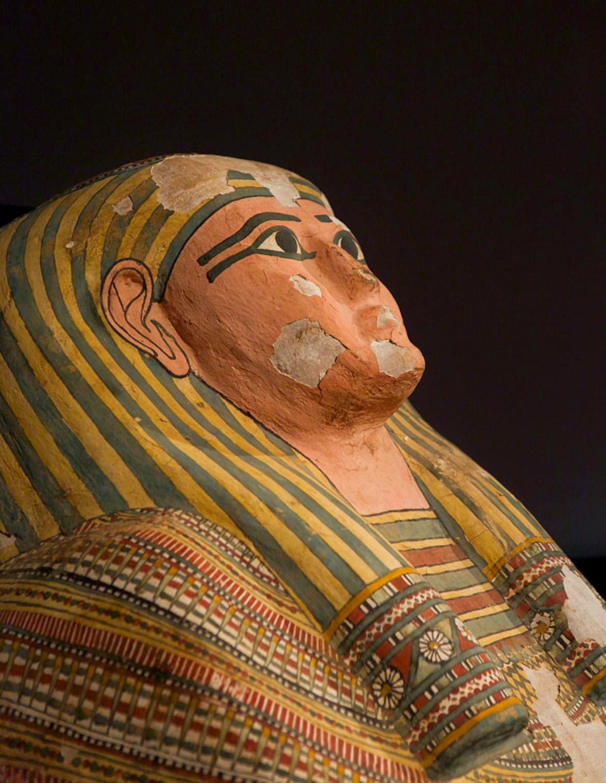 Khentiamentiu: Ancient Egyptian Artifacts Smuggled Into U