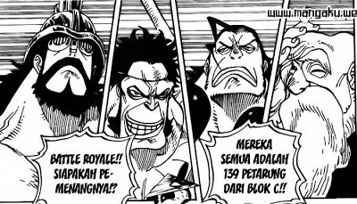 Komik One Piece Chapter 712 Bahasa Indonesia