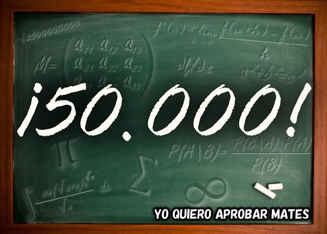 ¡50.000 visitas!