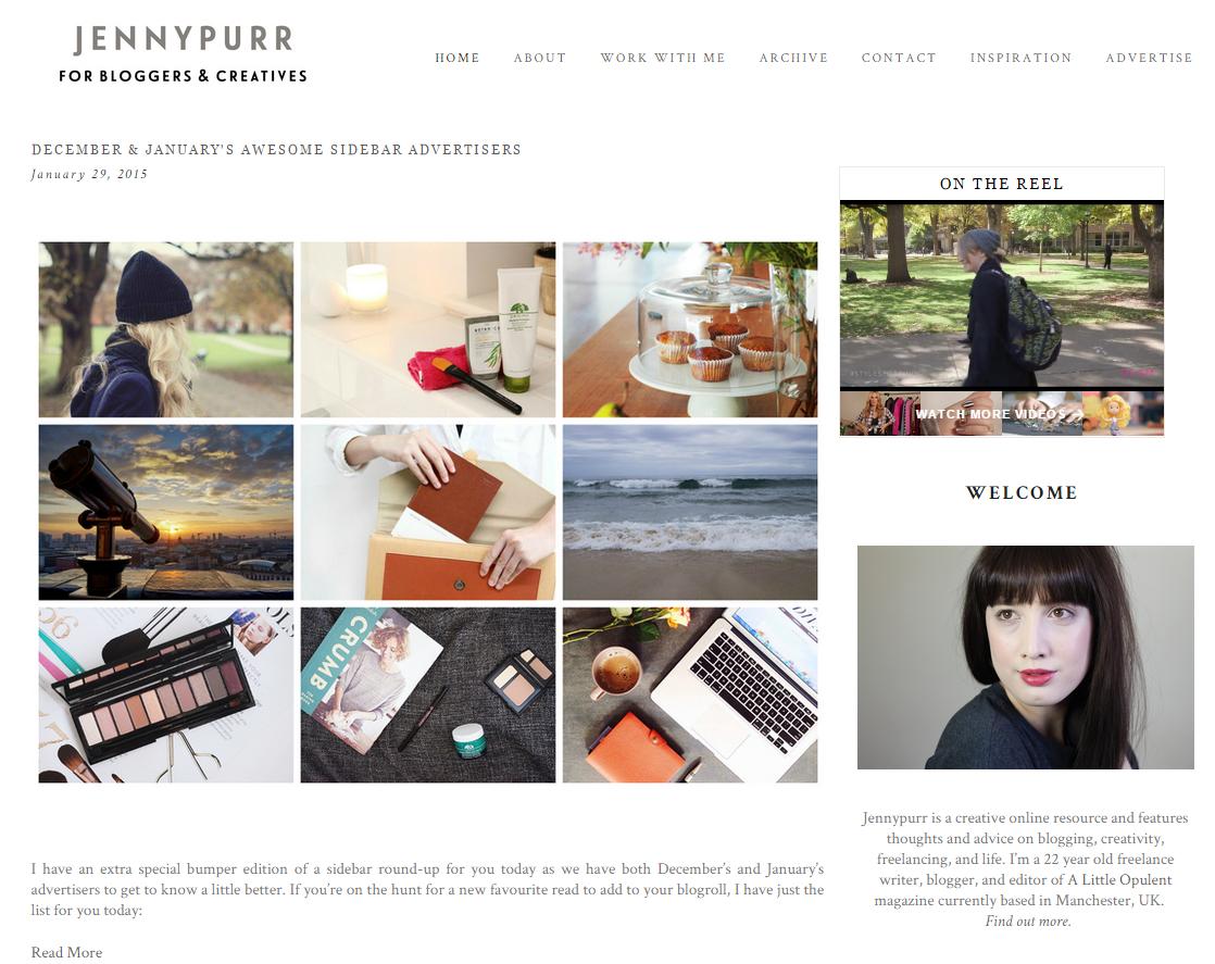 Jennypurr Blog
