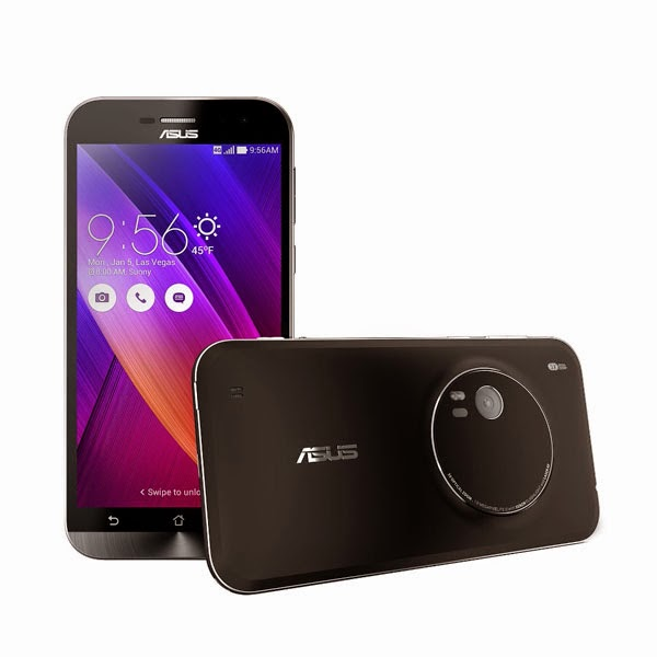 ASUS ZenFone Zoom revealed as the world's thinnest smartphone with 3X optical zoom