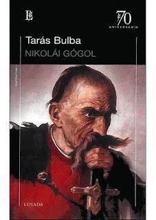 Portada del libro Tarás Bulba para descargar en pdf gratis