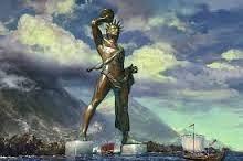 Patung Pulau Rhodes