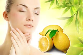 Lemon For Beautiful Skin And Hair