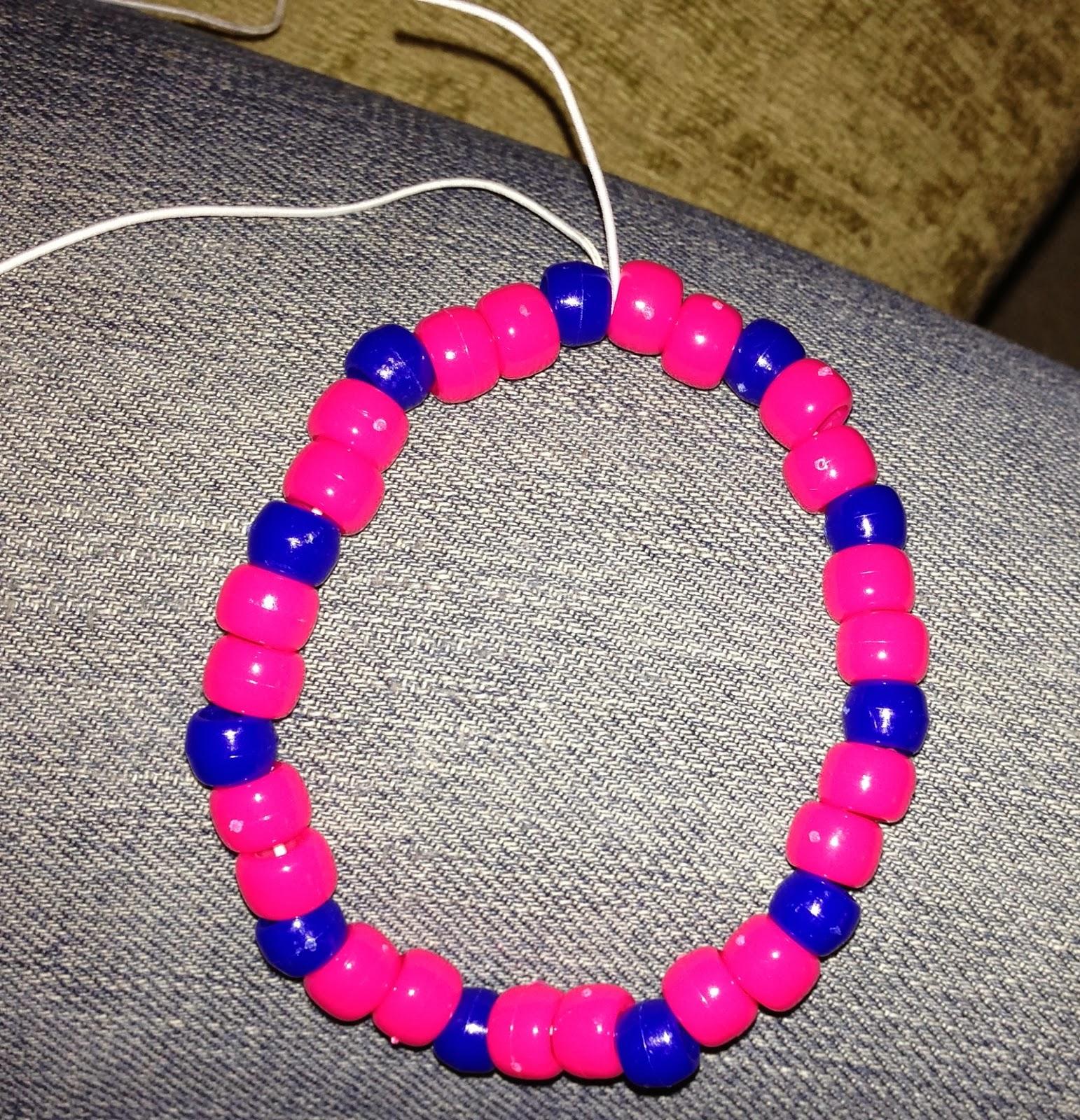 Kandi Bracelet Patterns Magnificent Decorating