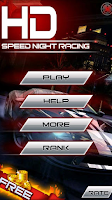 Top 10 Games for Android Smart Mobile Phones - Speed Night Racing HD