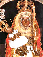 Virgen Candelaria Islas Canarias