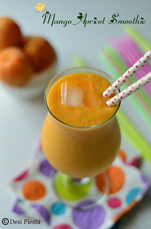 Delicious fruit juice recipe