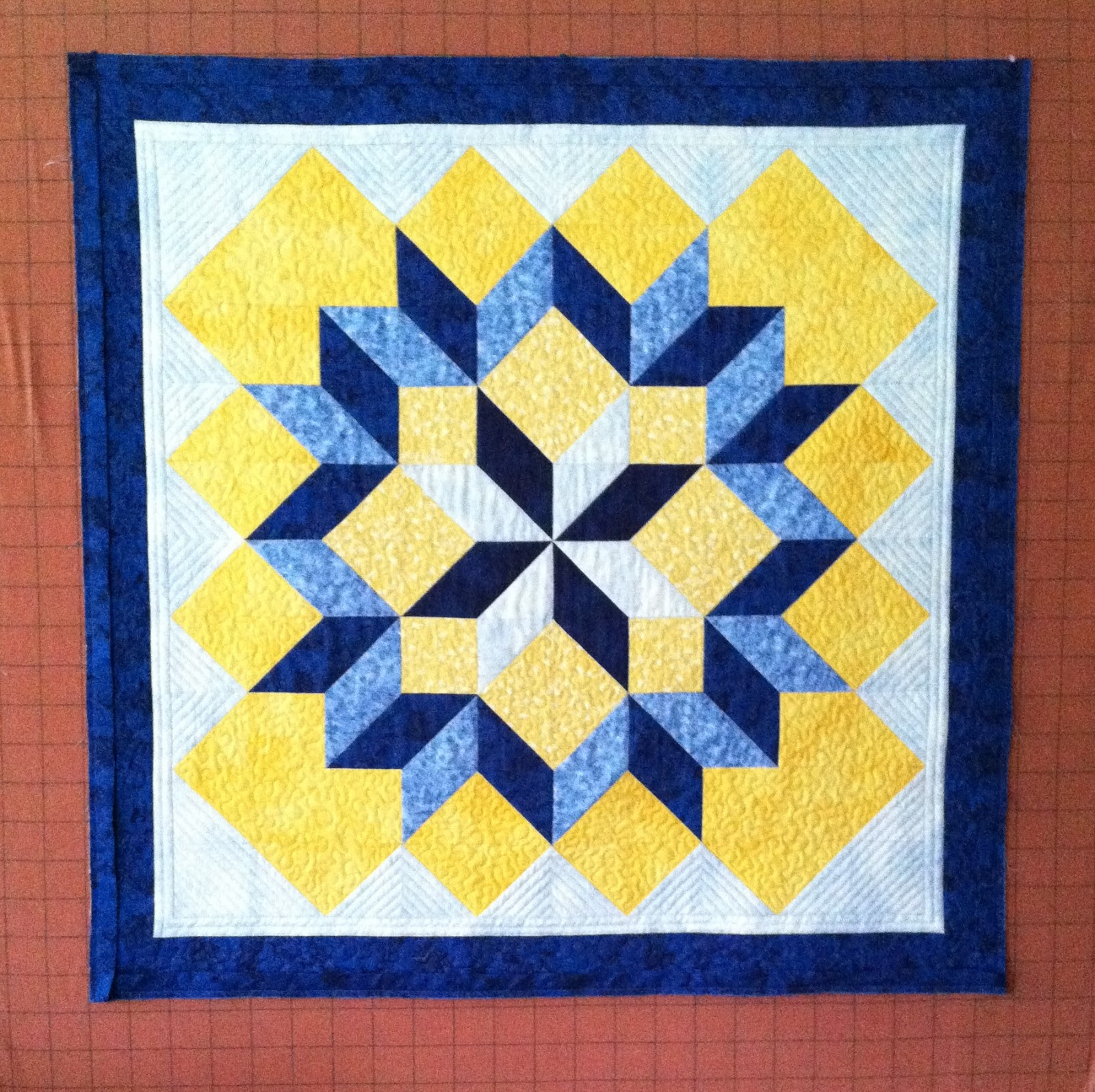 Everyone Deserves a Quilt: Design Wall Monday