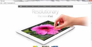 Apple iPad generasi ketiga