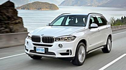 2018 BMW X7 SUV Rendered