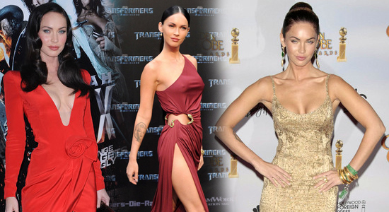 Megan Fox Party Dresses
