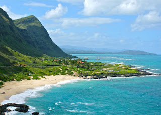 Makapuu Beach, Windward Coast, Oahu, Hawaii