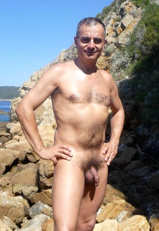 Mature naked man images bad