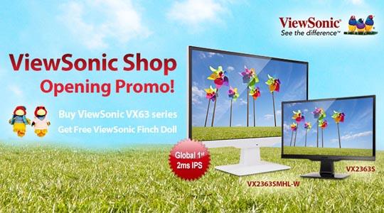 ViewSonic - Lazada Online Store