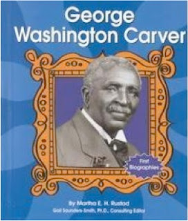 bookcover of Rustad's George Washington Carver