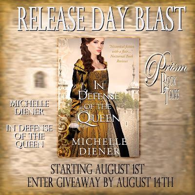 In Defense of the Queen by Michelle Diener Book Blast + Giveaway!