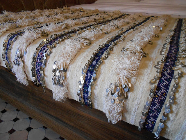 Handira Wedding Blanket From Beyond Marrakech