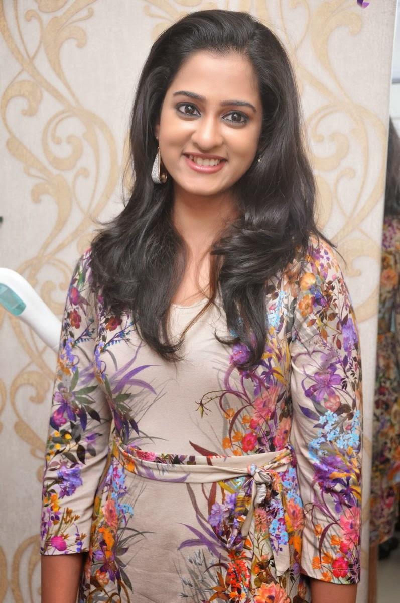 Cute Nanditha latest photos at naturals spa and salon launch